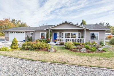 Coupeville Single Family Home Sold: 1189 Leahy Dr