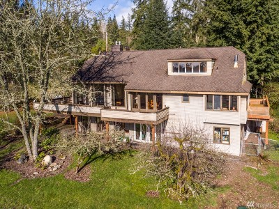 Bellingham Single Family Home For Sale: 1791 Academy Rd