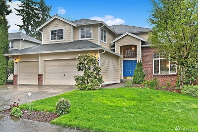 Renton Single Family Home For Sale: 14639 SE 195th Place