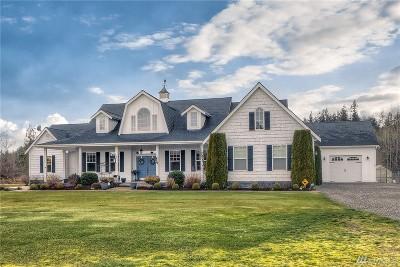 Eatonville Single Family Home For Sale: 32716 74th Av Ct E