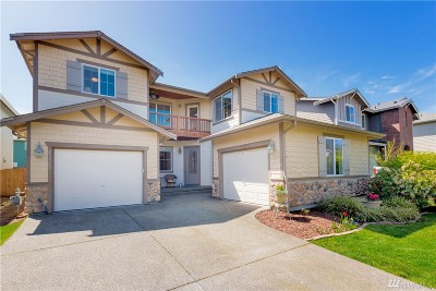Maple Valley Single Family Home For Sale: 25545 SE 274th Place