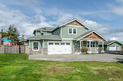 Skagit County Single Family Home Pending: 1512 38th St