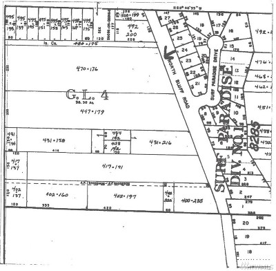 Greenbank Residential Lots & Land Sold: N Bluff Rd