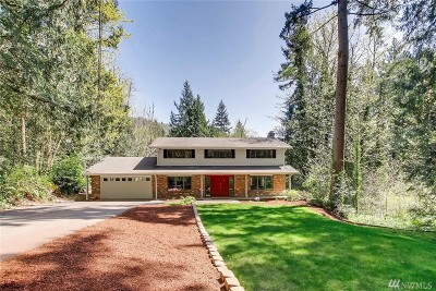 Issaquah Single Family Home For Sale: 16060 266th Ave SE