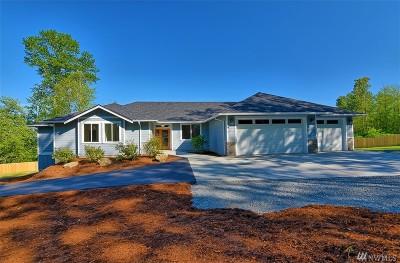 Marysville Single Family Home For Sale: 1226 140th St NE