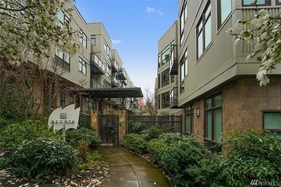 Seattle Condo/Townhouse For Sale: 1700 N Northlake Wy #310
