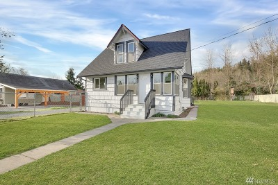 Orting Single Family Home For Sale: 407 Factory St SE