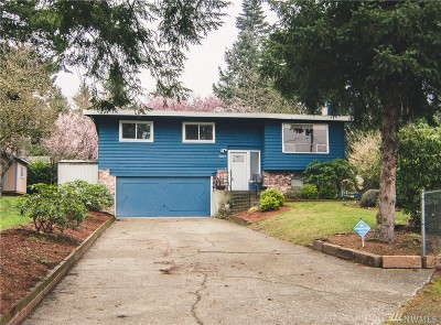 Federal Way Single Family Home For Sale: 31234 4th Ave SW