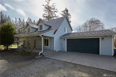 Gig Harbor Single Family Home For Sale: 9918 132nd St NW