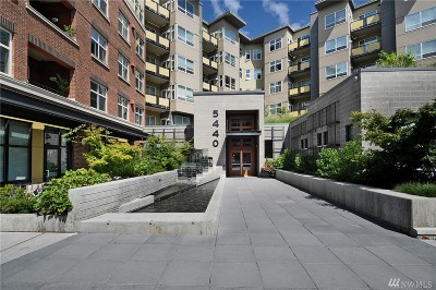 Condo/Townhouse Sold: 5440 Leary Ave NW #319