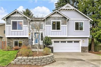 Shoreline Single Family Home For Sale: 19018 Meridian Ave N