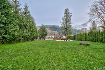 Sedro Woolley Residential Lots & Land Sold: 23771 Cove Rd