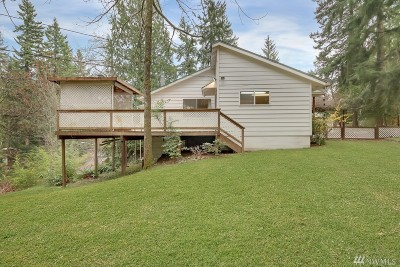 Bonney Lake Single Family Home For Sale: 7706 182nd Ave E