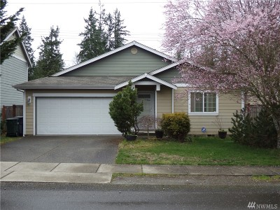 Pierce County Single Family Home For Sale: 16426 39th Ave E