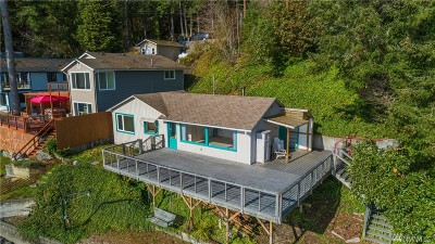 Olympia Single Family Home For Sale: 4821 Sunrise Beach Rd NW