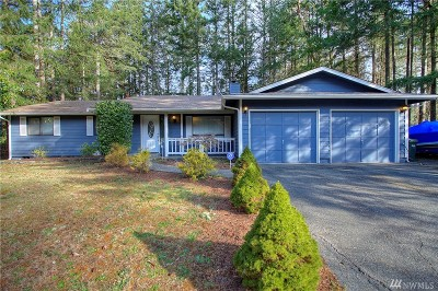 Gig Harbor Single Family Home For Sale: 3519 140th St Ct NW