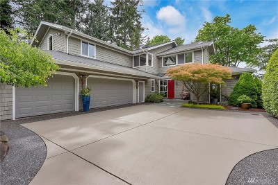 Blaine Single Family Home For Sale: 8563 Semiahmoo Dr