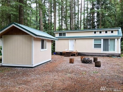 Maple Falls Single Family Home For Sale: 20 Goldrush Rd