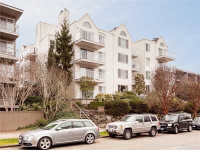 Condo/Townhouse Sold: 4540 45th Ave SW #305