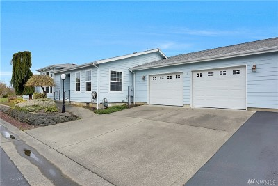 Nooksack Single Family Home Sold: 107 South Pass Rd #31