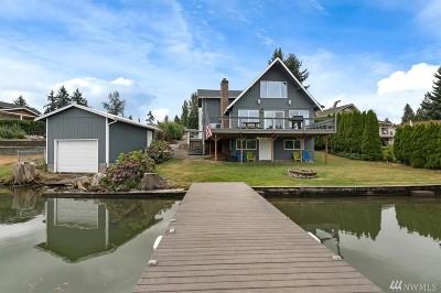 Bonney Lake Single Family Home For Sale: 20312 Church Lake Dr E
