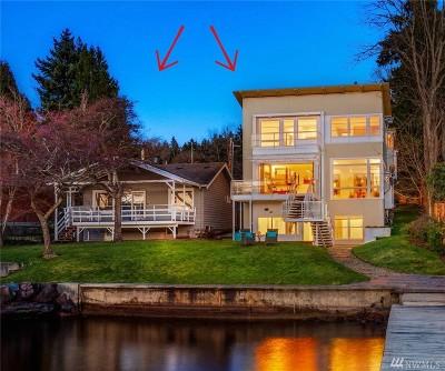 Bellevue Single Family Home For Sale: 5633 Pleasure Point Lane SE