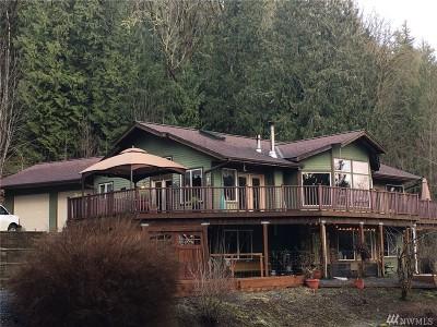 Deming Single Family Home For Sale: 3365 Hillside Rd