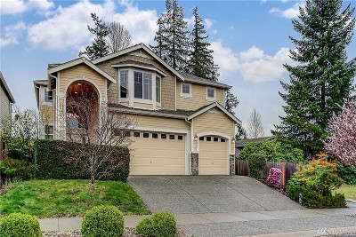 Bothell Single Family Home For Sale: 21331 37th Ave SE