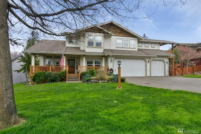 Steilacoom Single Family Home For Sale: 86 Jackson St