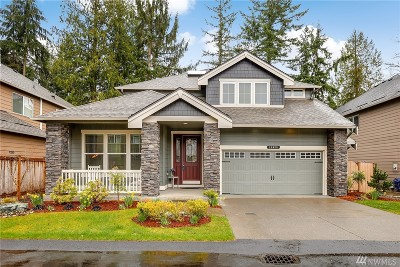 Renton Single Family Home For Sale: 18936 179th Place SE