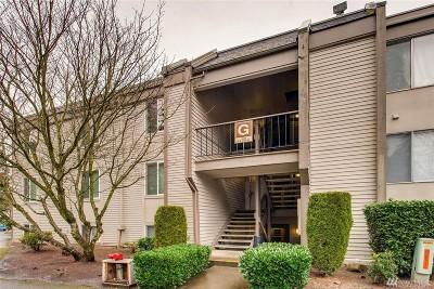 Bellevue Condo/Townhouse For Sale: 14625 NE 34th St #G5