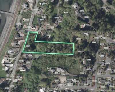 Edmonds Residential Lots & Land For Sale: 16221 75th Place W