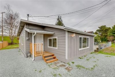 Mount Vernon Single Family Home For Sale: 815 W Hazel St