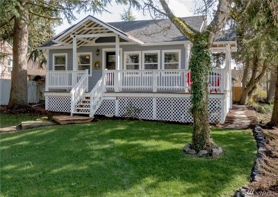 Tacoma Single Family Home For Sale: 2922 N 16th St