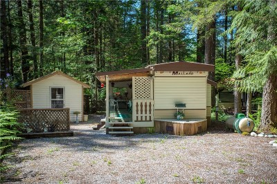 Deming Single Family Home For Sale: 22 Goldrush Rd