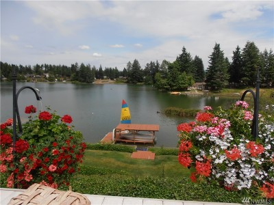 Lake Tapps Single Family Home For Sale: 3217 Deer Island Dr E