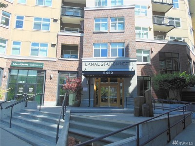 Condo/Townhouse Sold: 5450 Leary Ave NW #641