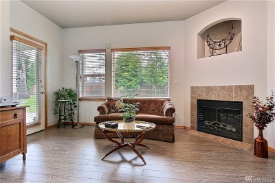 Condo/Townhouse Sold: 8017 Custer Rd SW #A1