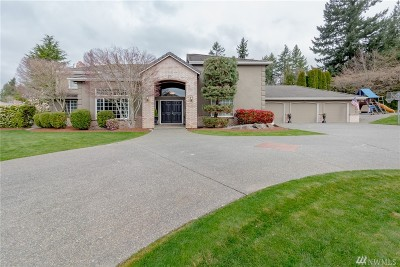 Lake Tapps Single Family Home For Sale: 20203 Island Pkwy E