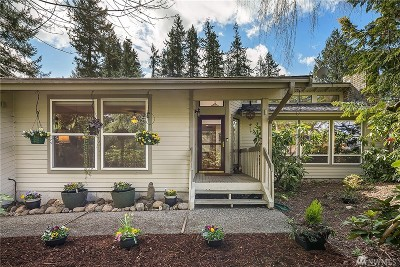 Kent Single Family Home For Sale: 17205 SE 238th St