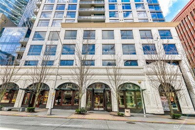 Condo/Townhouse Sold: 2033 2nd Ave #1508