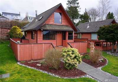 Single Family Home For Sale: 8112 Birch Bay Dr #19
