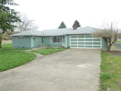 Chehalis Single Family Home For Sale: 274 Twin Oaks Rd
