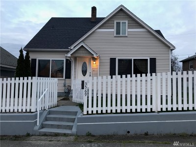 Tacoma Single Family Home For Sale: 3569 E McKinley Ave