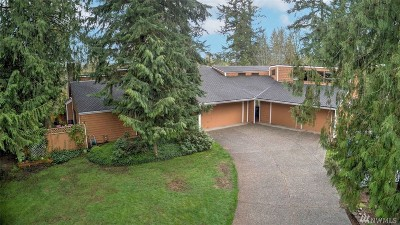 Maple Valley Single Family Home For Sale: 24004 SE 225th St