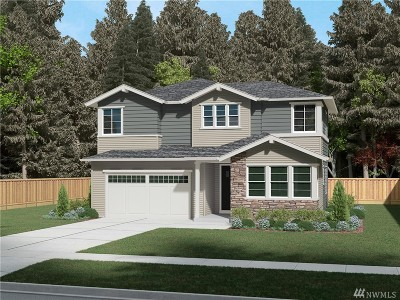 Redmond Single Family Home For Sale: 17249 NE 121st Place