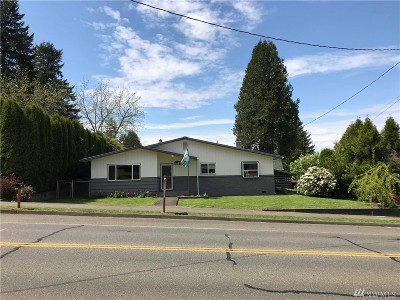 Mccleary Single Family Home For Sale: 527 S 3rd St