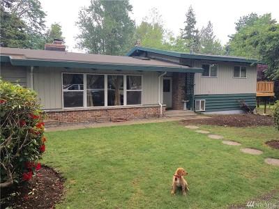 Auburn Single Family Home For Sale: 11815 SE 282nd St