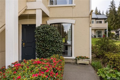 Bellevue Condo/Townhouse For Sale: 1615 103rd Place NE #N2
