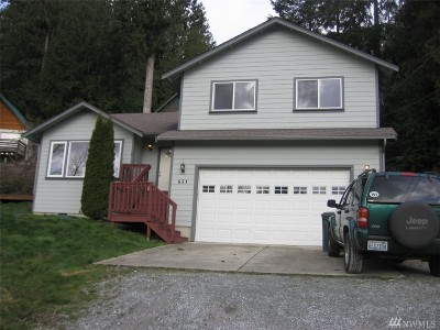 Sedro Woolley Single Family Home For Sale: 651 Rainbow Dr